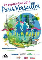 Affiche Paris Versailles
